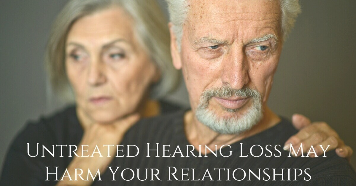 Untreated Hearing Loss May Harm Your Relationships