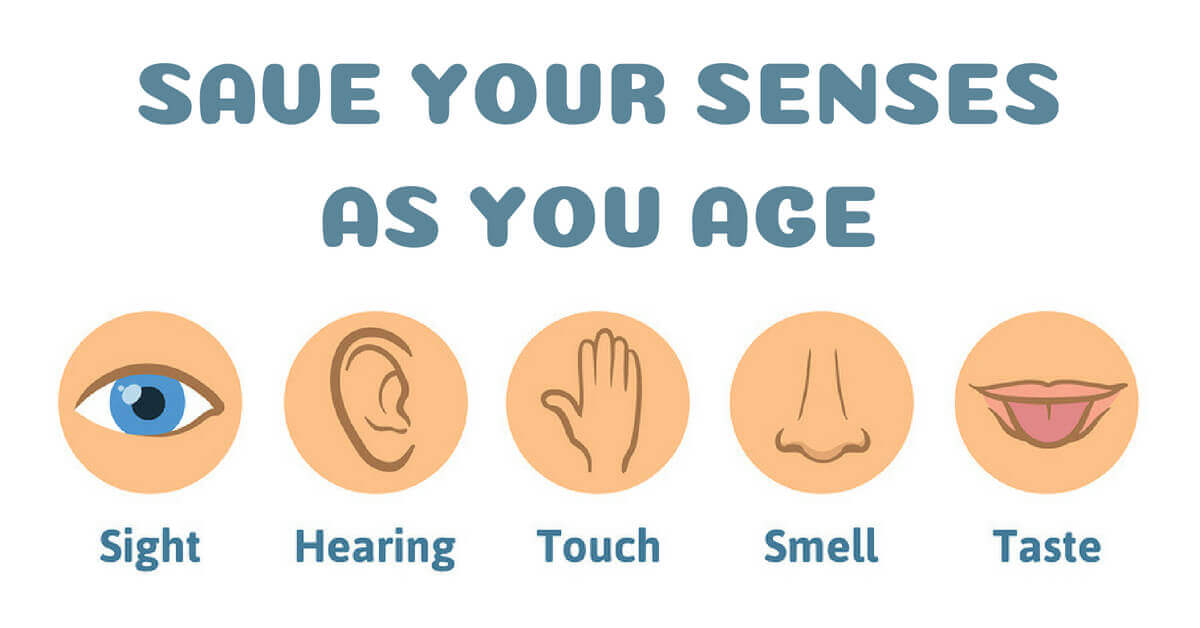 Save Your Senses as You Age