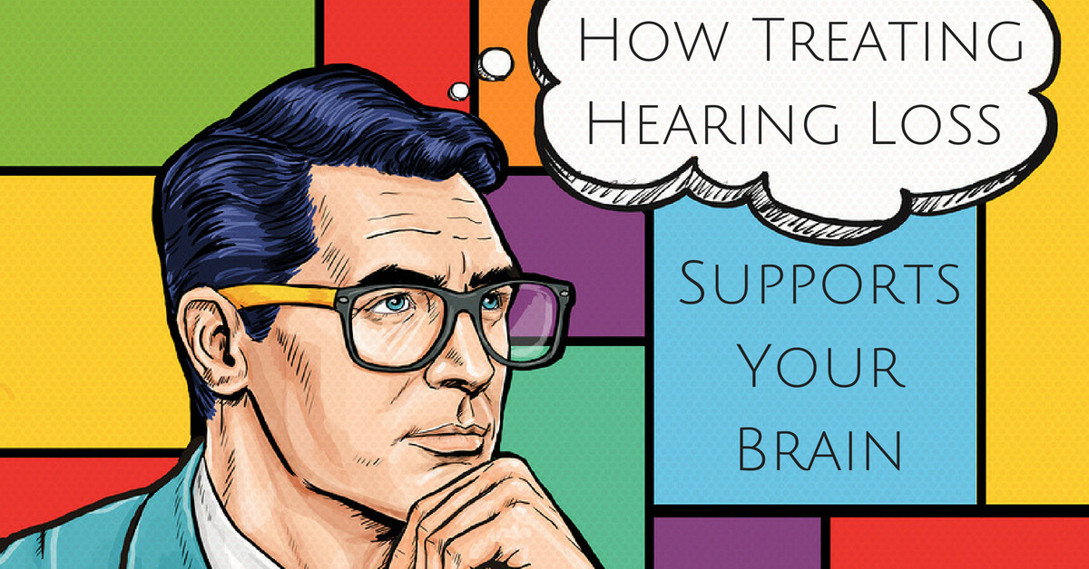 Hearing Health (MN) - How Treating Hearing Loss Supports Your Brain