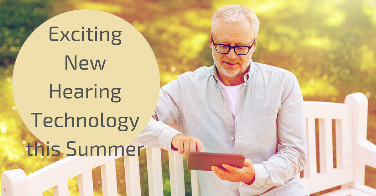 Hearing Health (MN) - Exciting New Hearing Technology this Summer