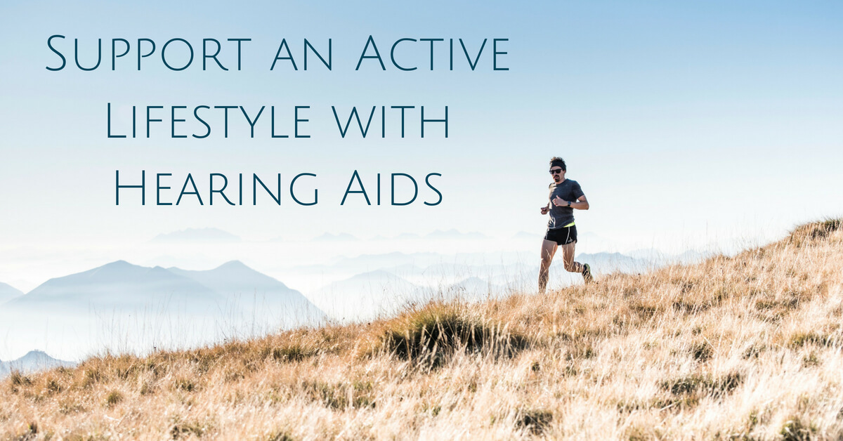 Hearing Health (MN) - Support an Active Lifestyle with Hearing Aids